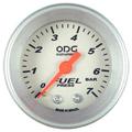 Manometro ODG Combustivel Prata Aro Prata 7kg 52mm