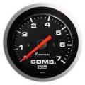 Relogio Cronomac Combustivel 7kg Preto 52mm